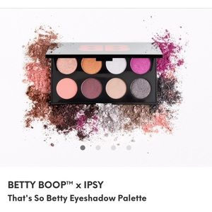 Betty Boop Ipsy Eyeshadow Palette